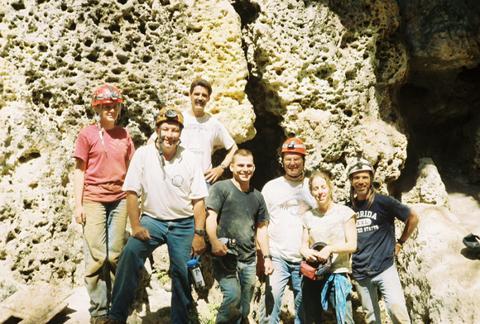 White Cliff Cave - Ocala, Florida