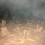 More mud sculpture