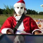 When Santa turns into a serial killer