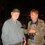 Bill Oldacre, Brian Houha