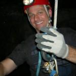 Bill Walker in Sherwood Mountain Pot