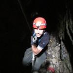 Corey Bresalier in Sherwood Mountain Pot