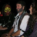 Bill the Head Shrinker, Danny the Pirate and Annette the Witch